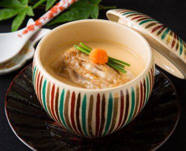『雲丹茶碗蒸し 旨出汁餡』890円(税込)